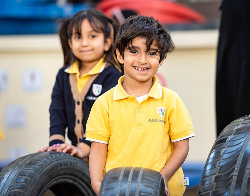 outstanding ADEK rated school in abu dhabi